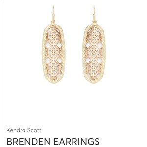 Kendra Scott Brendan Earrings